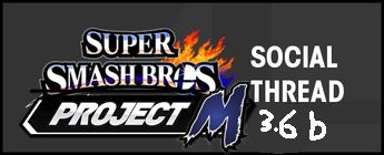 ProjectM Social Thread Logo