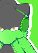 Aspyr Front Green