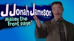 Smash Bros Lawl Character Moveset - J Jonah Jameson-0