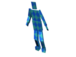 Blue sumotori guy 3ds model by smiguli-d50h74u