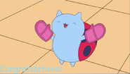 Catbug Superior Congratulations Picture