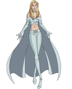 Emma frost drawing by trdaz-d4e6tm6