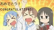 Yuuko aioi congratulations