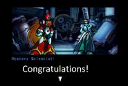 Zero Congratulations