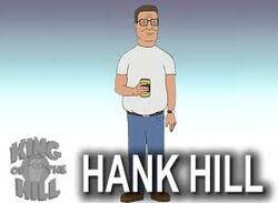 Hank Hill