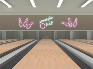 Bowling Easter Egg