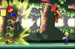 Mario and Luigi vs