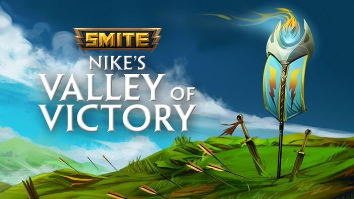Nike's Valley of Victory header