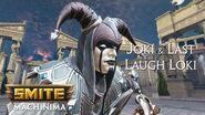 SMITE Machinima Joki & Last Laugh Loki