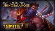 New Xbalanque Skin Shinobalanque