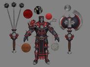 Osiris 'Black Knight' Concept