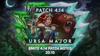 4.14 Patch Notes - Ursa Major