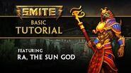 SMITE Tutorial Part 1 - Basic Introduction