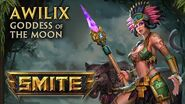 SMITE - God Reveal - Awilix, Goddess of the Moon