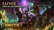 SMITE - God Reveal - Fafnir, Lord of Glittering Gold