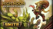 SMITE - New Skin for Sylvanus - High Noon