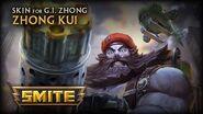 New Zhong Kui Skin G.I