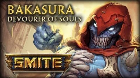 SMITE - God Reveal - Bakasura, The Great Devourer