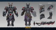 Tyr 'Draco Knight' Concept2