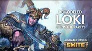 SMITE Machini-mini Loki Remodel