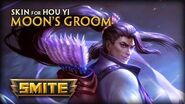 New Skin for Hou Yi - Moon's Groom