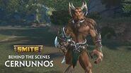 SMITE Behind the Scenes - Cernunnos, The Horned God