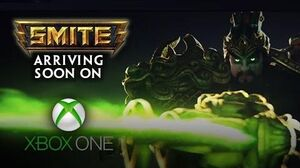 SMITE Coming Soon to Xbox One! (Gamescom 2014 Announcement)