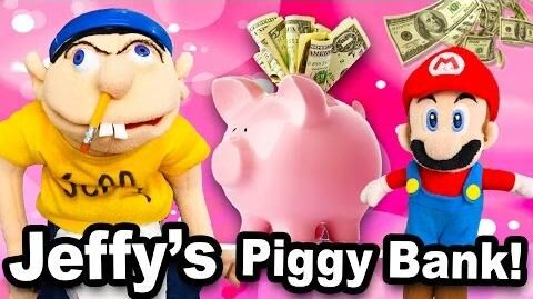 SML Movie- Jeffy's Piggy Bank!