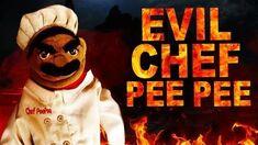 SML Movie Evil Chef Pee Pee!