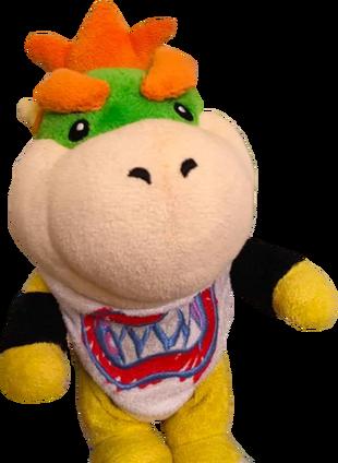 white toad mario