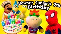 SML Movie Bowser Junior's 7th Birthday!