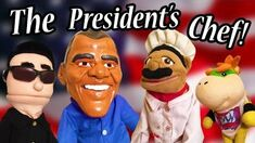 SML Movie The President's Chef!