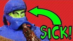 Zombies vs. Ninjas 9