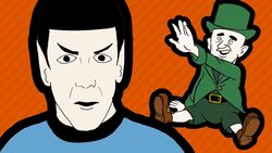 Spock (Icons of Teen)