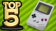 Top 5 Game Boy Games
