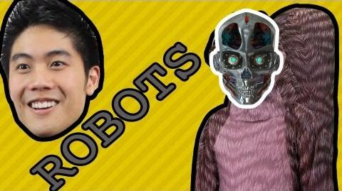 ROBOT SLAVES! FT