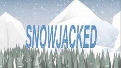 Snowjacked Title