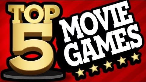 BEST MOVIE GAMES (Top 5 Friday)