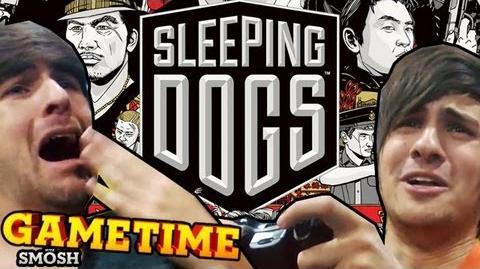 SLEEPING DOGS (Gametime with Smosh)