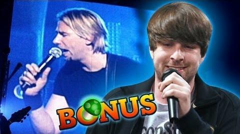 IAN SINGS NICKELBACK (Raging Bonus)