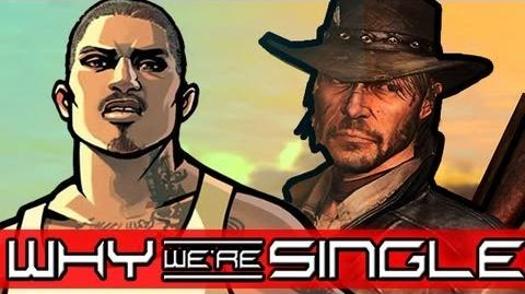 BEST OPEN WORLD GAMES (Why We're Single)
