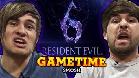 WE KILL ALL THE ZOMBIES (Gametime with Smosh)