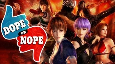Dead or Alive 5 First Impressions (Dope! Or Nope)