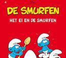 Het ei en de Smurfen