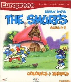 Learn With The Smurfs 1