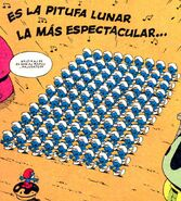 100 Smurfs ComicBook