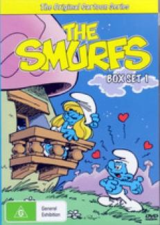 Smurfs Box Set 1