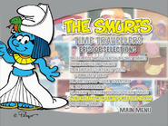 SmurfsTimeTravellersDisc3menu2