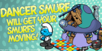 Dancer Smurf/Gallery