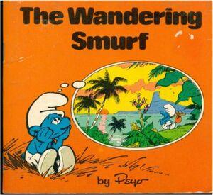 Wandering Smurf Book